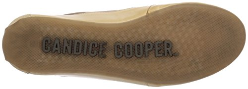 Candice Cooper Rock.tamponato, Sneakers Basses Femme Marron (tortora)