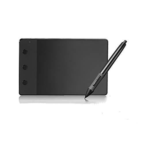 GTJXEY Grafiktablett, Grafiktablett Professionelles USB-Digitalstift-Unterschriften-Pad für Windows Mac OS, für Künstler, Designer, Amateure