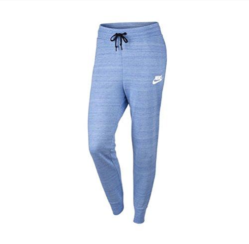 Nike Advance 15 Fleece Sweatpants (L, aluminium/white) Nike Fleece-sweatpants