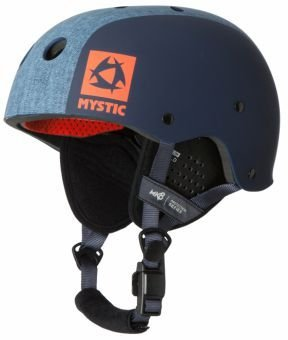 2016 Mystic MK8 X Helmet With Ear Pads Denim 160650 Size - - Large