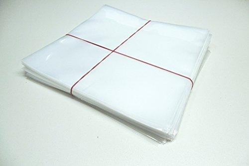 LP Schutzhüllen 325mm aus PE (100 St.) 150µ (Die Dicken) - Vinyl Sleeve