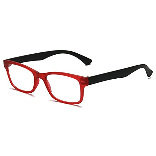 Koehope Lesebrille Komfortables Anti Blaulicht Lesebrillen Augenoptik Flexibel Lesehilfe Sehhilfe Anti Blue Rays Leser Tragbare Brille Dioptrien +1,0 ~ +4,0