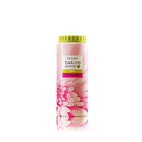 Nature Secrets Talc Floral Bouquet 100g