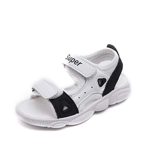 Ears Kinder Böhmische Schuhe Infant Kinder Strand Sandalen Qualität Baby Mädchen Jungen Brief Strand Sport Sandalen Schuhe Sommer Römische Schuhe Sportschuhe Tuch Schuhe Laufschuhe