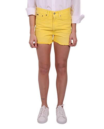 Polo Ralph Lauren Shorts Donna Mod. 211-742352 Giallo 27