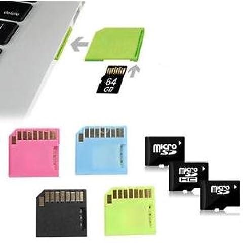 Mini Drive SD adattatore per schede microSD, microSDHC, microSDXC per