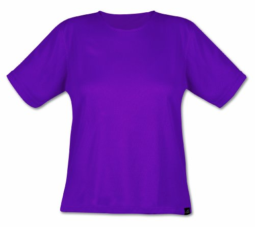 Páramo Women'Cambia s Baselayer-Shirt Short Sleeve M Violett - Fingerhut (Sleeve Tee Layer-crew Short)