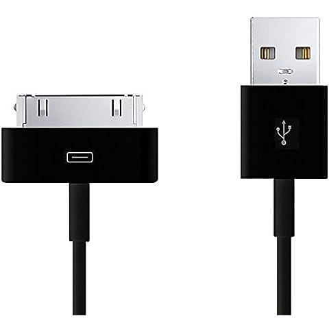 USB A 30pines Samsung soporte de pines cable de carga Cable de datos para Tablet Samsung N8000Galaxy Note 10,1, P1000Galaxy Tab 7.0, P3100y P3110Galaxy Tab 27.0, P3110Galaxy Tab 27.0, P5100Galaxy Tab 210.1, P5110Galaxy Tab 210.1, P5200, Galaxy Tab 310,1, Galaxy Tab 7.0Plus P6200, P6800Galaxy Tab 7,7, P7300Galaxy Tab 8,9, P7500Galaxy Tab 10,1, P7110P7300P7310P7500, P7510Galaxy Tab 10,1... y
