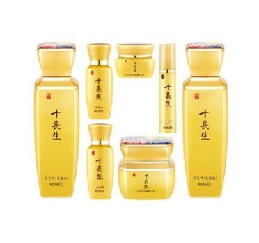 Korean Cosmetics_Rosee Sib Jang Saeng Geuman 3pc Gift Set