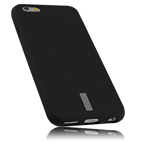 mumbi Schutzhülle für iPhone 6 6S Hülle anthrazit