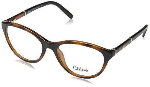 CHLOÉ CE2677 Brillengestelle CE2677 Chloe Oval Brillengestelle 53, Braun