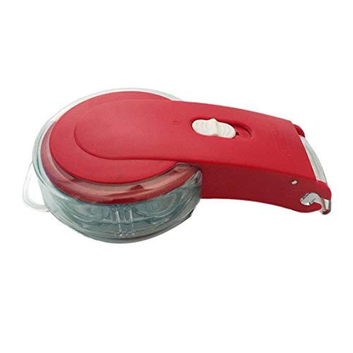 Kreatives Kirschentkerner-Kirschsamen-Remover-Samen-Trennzeichen-Frucht-Entkerner-Olive-Pitter-tragbare Frucht-Werkzeug-Küchen-Geräte - Rot