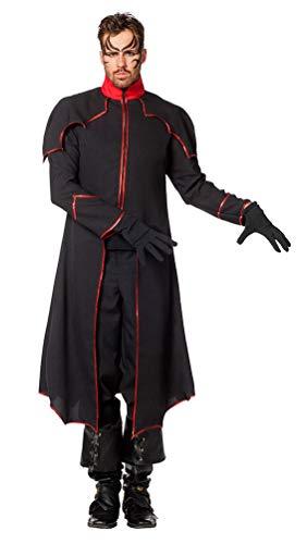 Karneval-Klamotten Teufel Kostüm Herren Dämon Devil Herren-Kostüm Größe 60