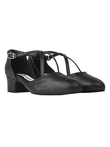 Bild von Rumpf Tanzschuhe 2021 Broadway 3,0 cm Absatz schwarz,Schwarz,39