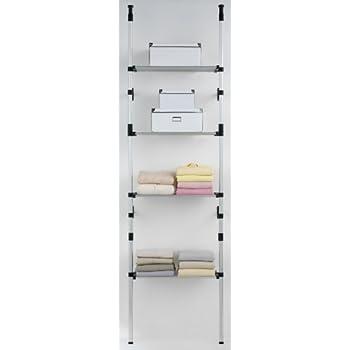 Ruco V142 Système de rangement télescopique avec étagères