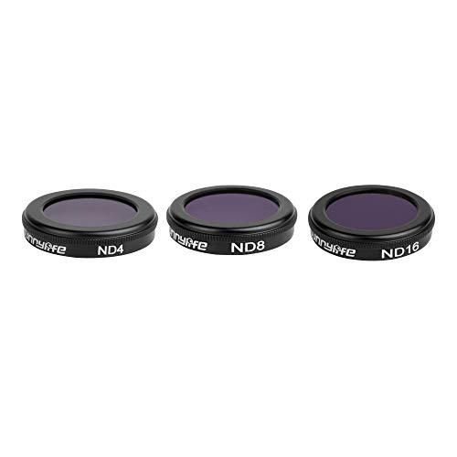 LCLrute Für DJI Mavic 2 Zoom Drone ND4 ND8 ND16 wasserdichte Kamera-Objektiv-Filter