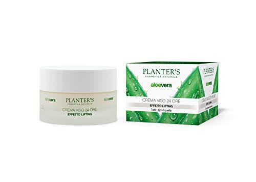 Planter' s Aloe Vera Crema Viso 24H effetto lifting 50ml