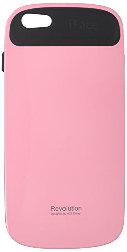 iFace Revolution 5.5 inch Case for iPhone 6 Plus Apple New iPhone 6 Plus Case 2014 Model 5.5 inch (White) Baby Pink