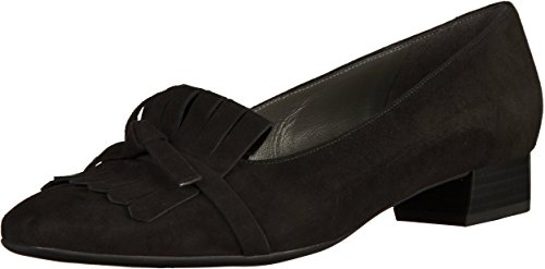 Peter Kaiser 23851 Damen Slipper Schwarz