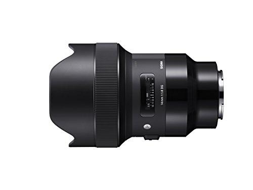 Sigma 14mm F1,8 DG HSM Art Objektiv für Sony-E Objektivbajonett