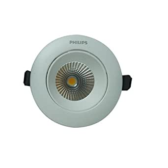 Buy Philips Astra Spot 12 Watt Led Light Cool Day Light Round Online At Low Prices In India