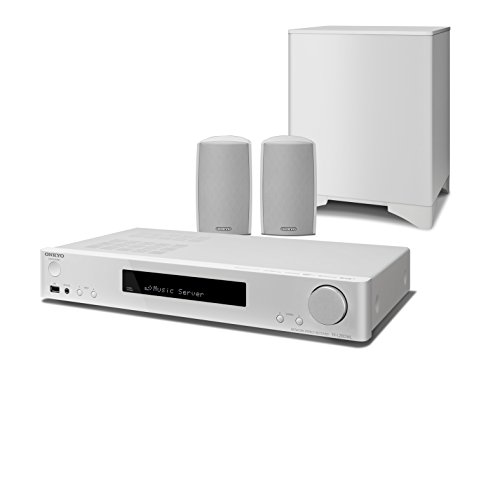 Onkyo LS5200 2 1 Home Cinema System  White