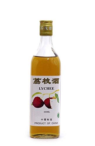 Lychee Wein China - 14% - 600ml China 14