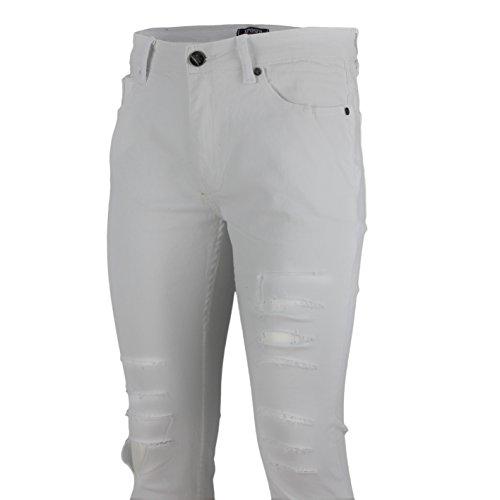 XPOSED Herren Jeanshose * one size Weiß
