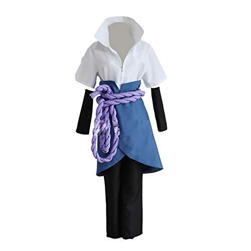 qingning Hokage Sasuke Cosplay Uniform Japanischer Anime