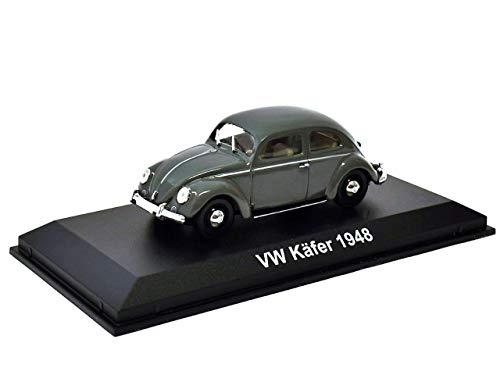 IXO/ALTAYA/ATLAS VW Käfer 1948 Die-Cast Fertigmodell Maßstab 1:43