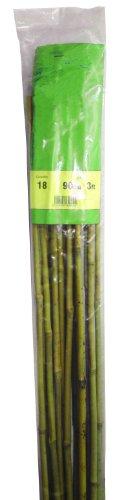 Tildenet Gardenware GC-5 - Cañas de bambú (12,7 cm)