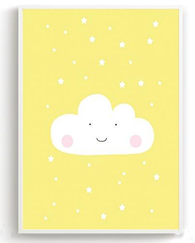 Wandposter Fur Kinderzimmer Babyzimmer Poster Wandbild Wanddruck