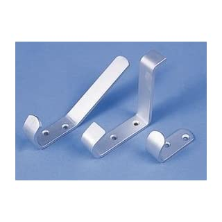 Supreme-Optimised ARRONE - AR135A - WALL HOOKS - Pack of 1 --