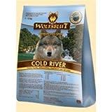 WOLFSBLUT Trockenfutter COLD RIVER Forelle + Süßkartoffel Adult für Hunde 15,0 kg - 3