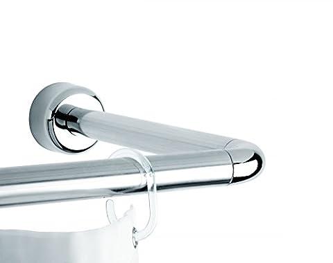 Sanwood Universal Duschvorhangenstangen -