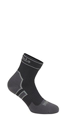 Bridgedale Herren Storm LW Ankle Socken, Schwarz, XL
