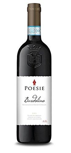 CANTINA di SOAVE - Poesie - Bardolino DOC 750 ml - Cartone da 6 Bottiglie