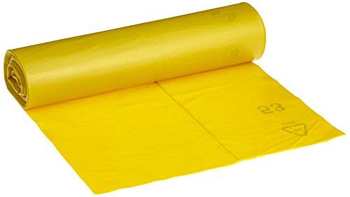 *Müllsäcke DEISS PREMIUM gelb Typ 60, 120 Liter*
