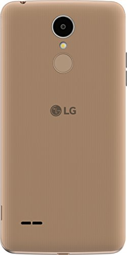 LG Mobiltelefone SIM   nica 4G 16GB Oro - Smartphone  12 7 cm  5    16 GB  13 MP  Android  7 0  Oro