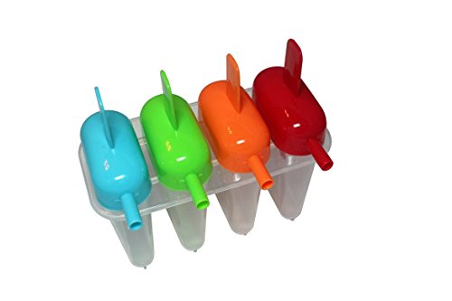 VEE 's praktische Küche Ice Pop Maker Form für Homemade Frozen behandelt, Frozen Joghurt, Eis, Novelties (Joghurt Behandelt)