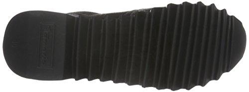 Tamaris 23610, Baskets Basses Femme Noir (Black Comb 098)