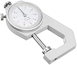 DIAL Thickness Gauge for Pipes, Tubes, Sheets, ETC. Range 0 to 20MM, Least Count 0.1MM