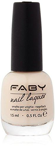 Faby Nagellack It's Raining Milk, 15 ml