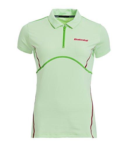 Babolat Oberkörper-Bekleidung Polo Match Performance Women, Hellgrün, XL, 41S1517-109 Preisvergleich