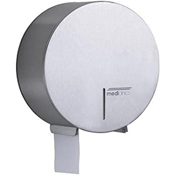 Jumbo Toilet Roll Dispenser Stainless Steel Wall Mounted