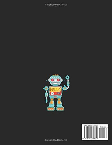 Robots Coloring Book: (Blokehead Coloring Book Series)