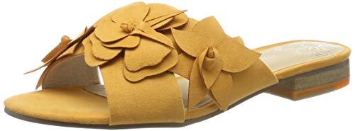MARCO TOZZI 2-2-27102-22, Mules Femme, Orange (Mango...