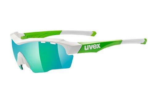 UVEX-Erwachsene-Sportbrille-Sportstyle-104-WhiteGreen-One-size-5316017716