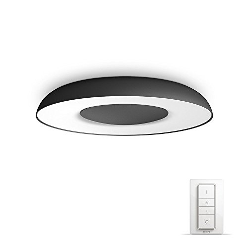 Philips Lighting Plafoniera 3261330P7 Hue Still Lampada da Soffitto LED Integrata, 32...