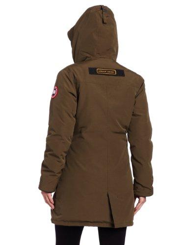 Canada Goose Damen Camrose Parka Coat military green